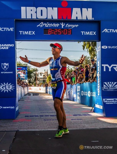 Thomas Finish IMAZ
