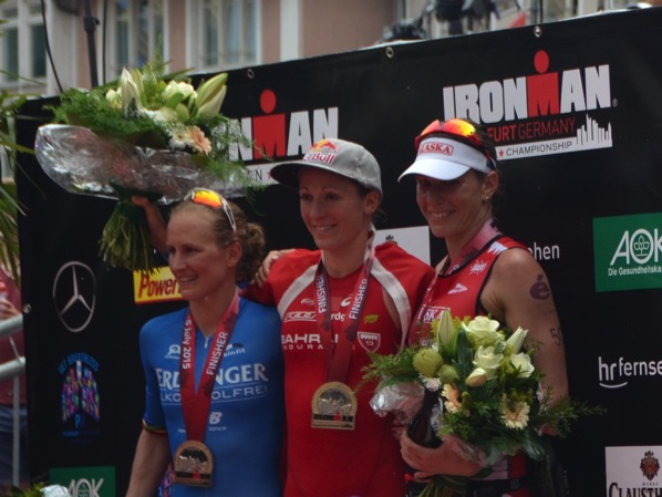 WomenPodium