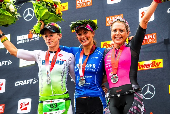 Female Podium Austria